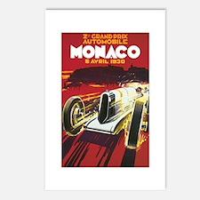 Monaco Postcards (Package of 8)