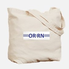 RN Stripes Tote Bag