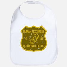 Human Resources Drinking League Bib