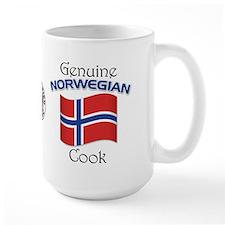 Genuine Nowegian Cook Mug