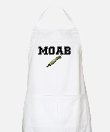 MOAB - MOTHER OF ALL BOMBS Light Apron