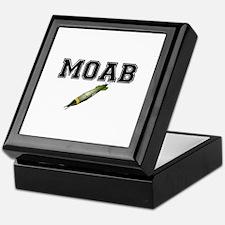 MOAB - MOTHER OF ALL BOMBS Keepsake Box