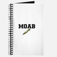 MOAB - MOTHER OF ALL BOMBS Journal