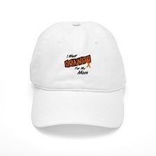 I Wear Orange For My Mom 8 Baseball Cap