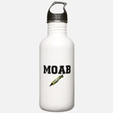 MOAB - MOTHER OF ALL B Sports Water Bottle