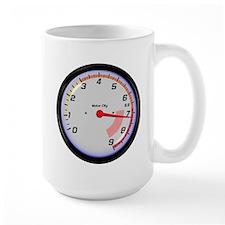Redline Tach Mug