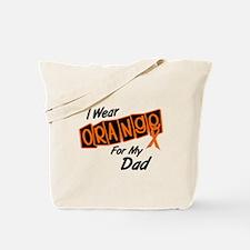 I Wear Orange For My Dad 8 Tote Bag