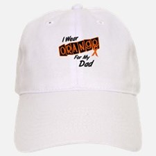 I Wear Orange For My Dad 8 Baseball Baseball Cap