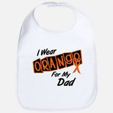 I Wear Orange For My Dad 8 Bib