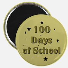 100 Days of School Magnet