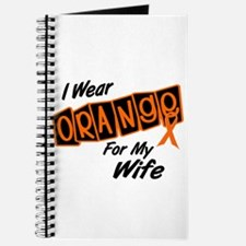 I Wear Orange For My Wife 8 Journal