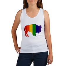 Buffalo Pride Women's Tank Top