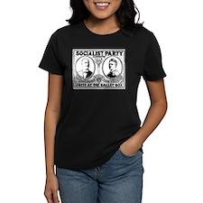 Vintage Eugene Debs Campaign Poster Tee
