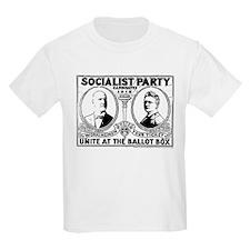 Vintage Eugene Debs Campaign Poster T-Shirt