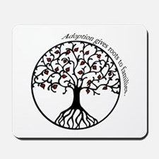 Adoption Roots Mousepad