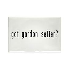 Got Gordon Setter? Rectangle Magnet (100 pack)