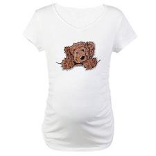 Choc. Doodle Pocket Pup Shirt