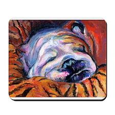 Bulldog 5 Mousepad