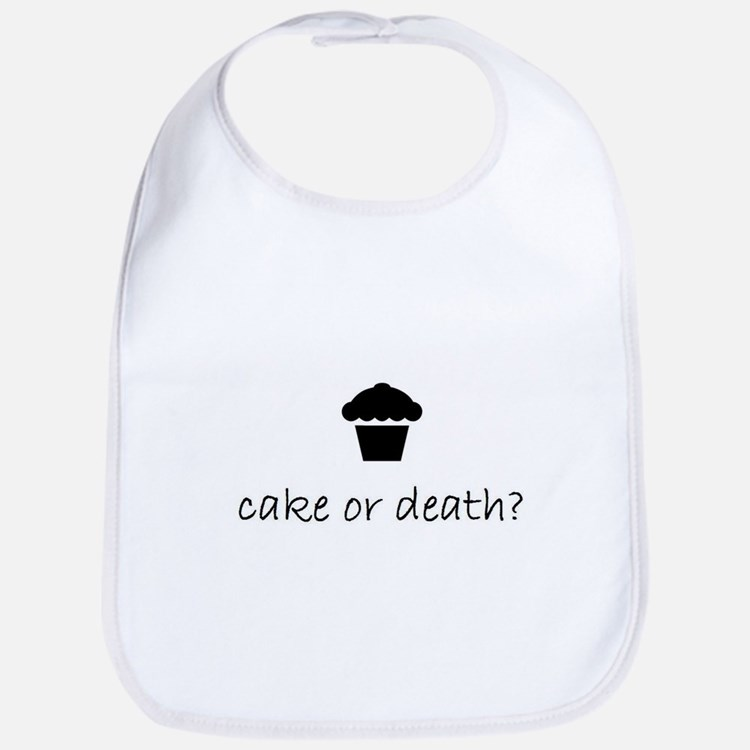 cake or death? bib