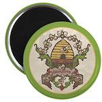 Beekeeper Crest Magnet