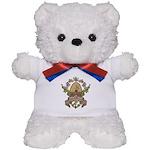 Beekeeper Crest Teddy Bear