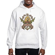 Beekeeper Crest Hoodie
