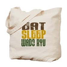 Eat Sleep Wado Ryu Tote Bag