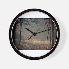 Cool Sunrise Wall Clock