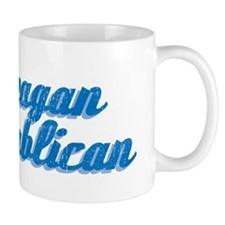 Reagan Republican (blue) Mug