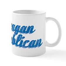 Reagan Republican (blue) Small Mug