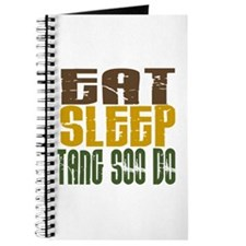 Eat Sleep Tang Soo Do Journal