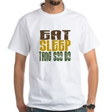 Eat Sleep Tang Soo Do Shirt