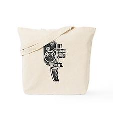 8mm camera Tote Bag