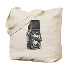 Twin Lens camera Tote Bag