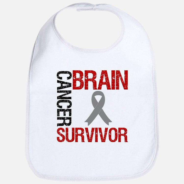 BrainCancerSurvivor Bib