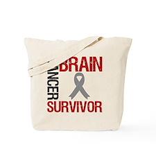 BrainCancerSurvivor Tote Bag