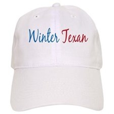 Winter Texan Baseball Cap