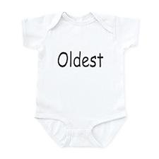 Oldest Infant Bodysuit