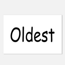 Oldest Postcards (Package of 8)