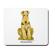 Housebroken Mousepad