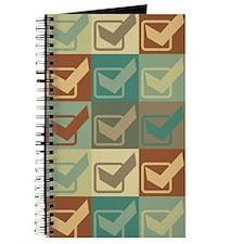 Quality Assurance Engineering Pop Art Journal