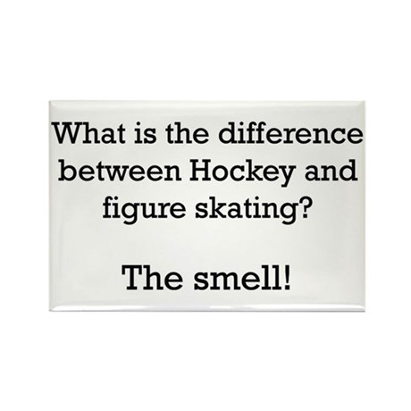 The Smell-black Rectangle Magnet (10 pack)