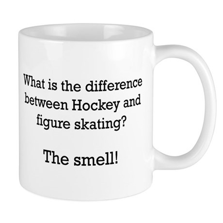 The Smell-black Mug