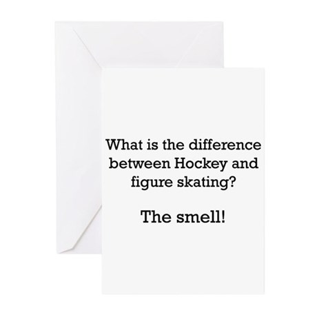 The Smell-black Greeting Cards (Pk of 20)