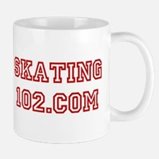 Skating102.com-red Small Small Mug