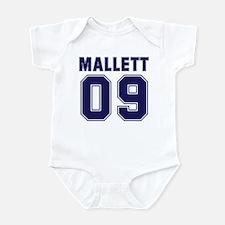 Mallett 09 Infant Bodysuit