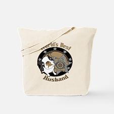 Top Dog Husband Tote Bag