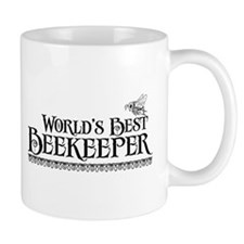 World's Best Beekeeper Mug
