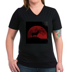 Red Moon Shirt