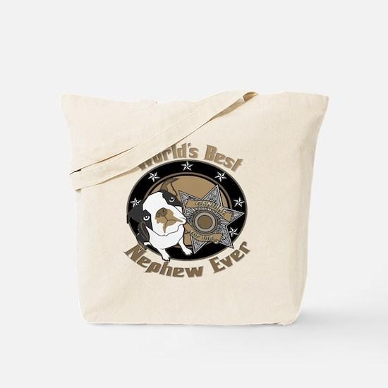 Top Dog Nephew Tote Bag